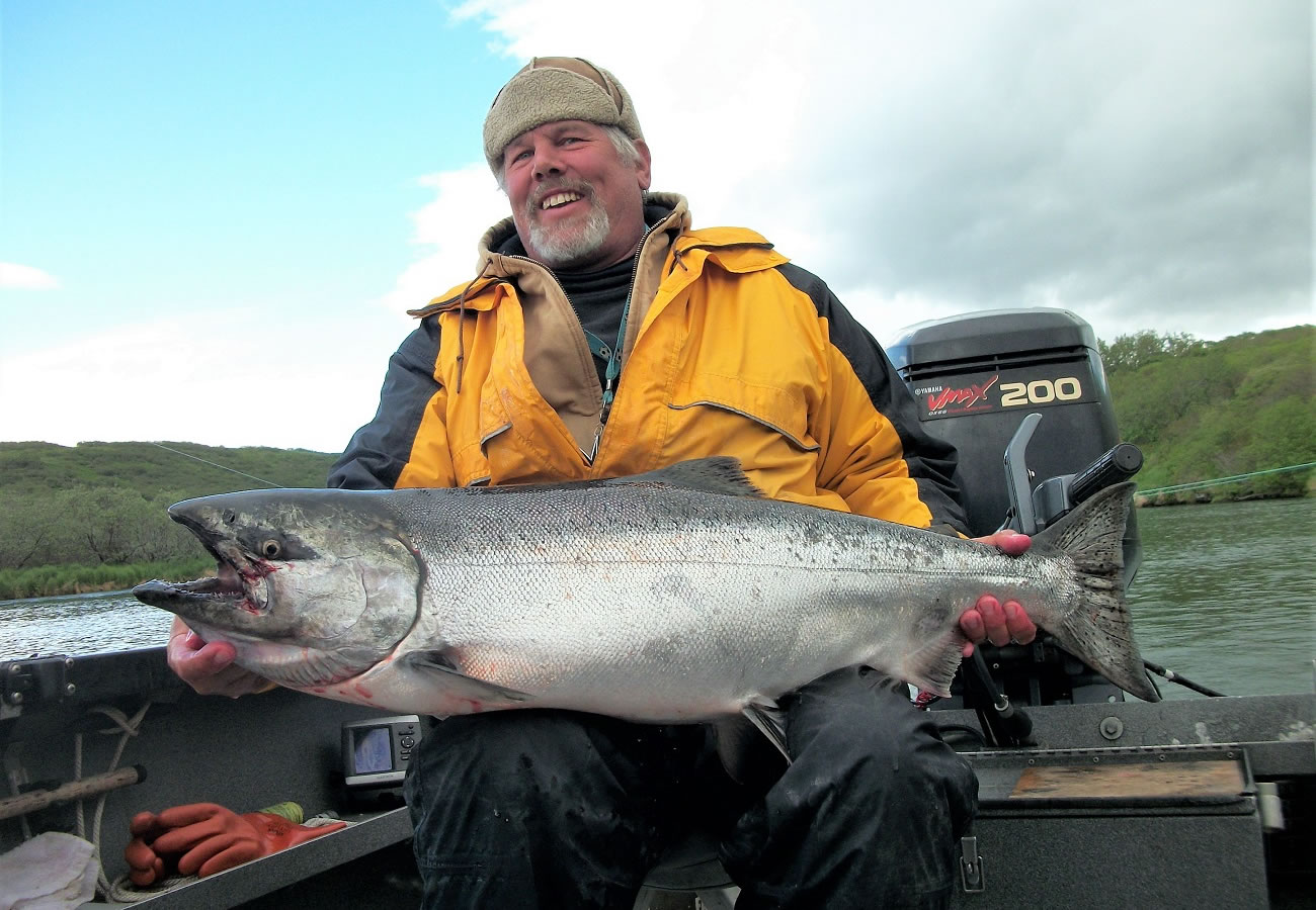 Alaska salmon fishing guide alaska fishing guide trips for Alaskan salmon fishing